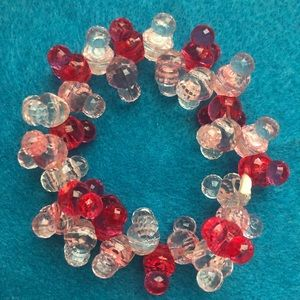 Mickey Mouse Stretchy Bracelet